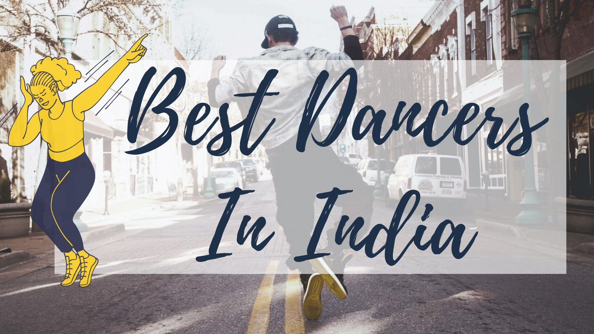 Best dancers in india
