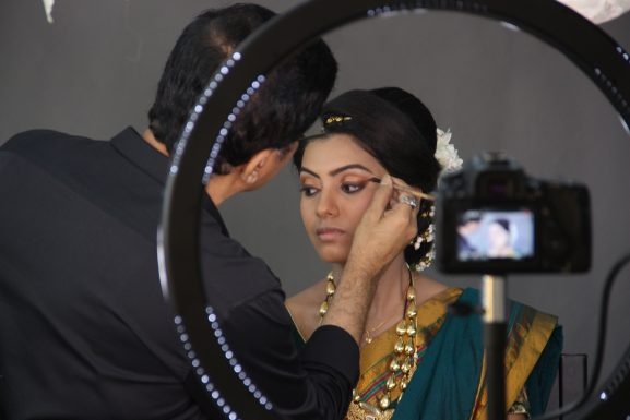 Bharat and Dorris: Best Makeup Artist In Mumbai