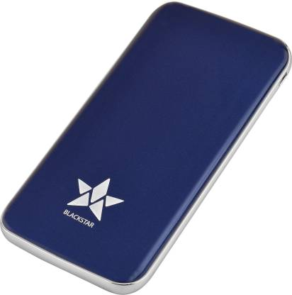 Blackstar 10000 mAh Power Bank (Quick-charge 3.0, Fast Charging, Power Delivery 2.0) Best Power Bank