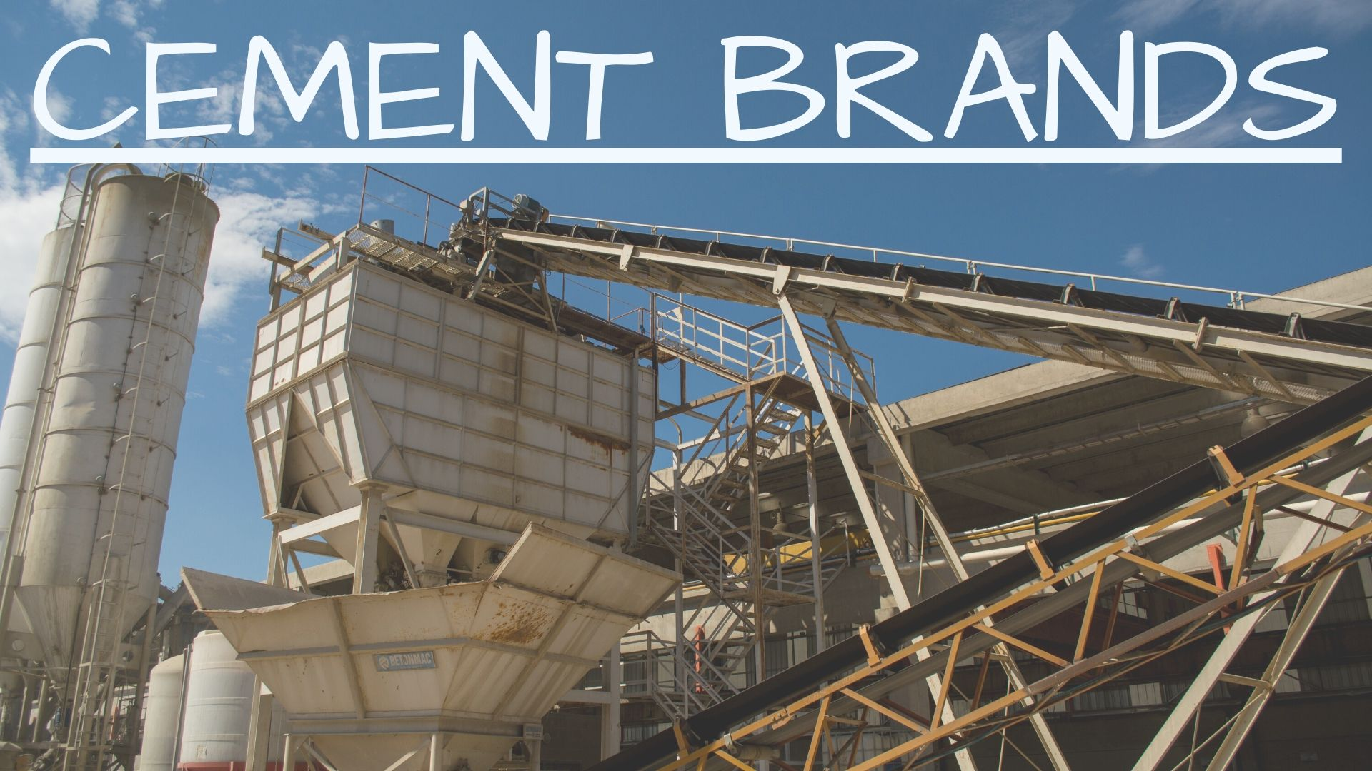 No.1 Cement In india: Best cement in india