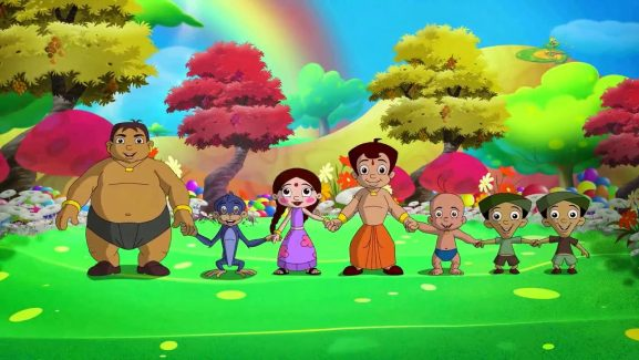 Chhota Bheem Best Cartoon Show