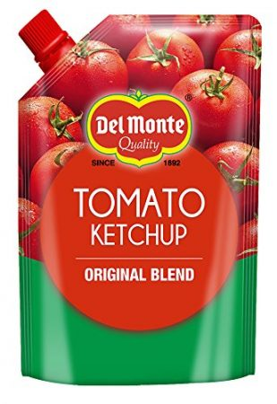 Delmonte Tomato Ketchup PackBest Sauce Brand In India