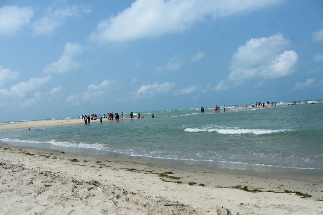 Dhanushkodi Beach, Rameswaram Best Beach In India