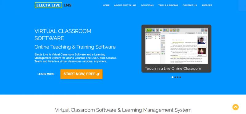 Electa Live: Online Classes