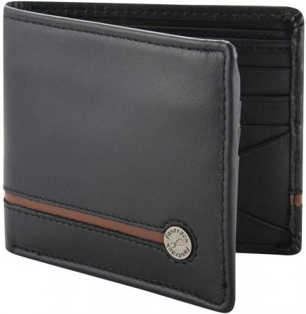 Fastrack black wallet Best Wallet Under INR 1500/-