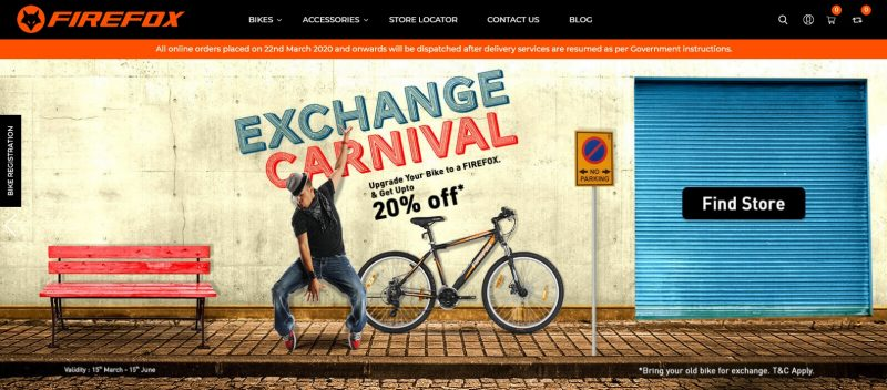 Firefox Cycles: Best cycle in india
