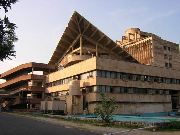 IIT Delhi: established at Hauz Khas, Delhi