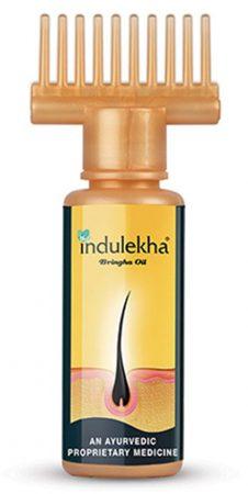 Indulekha Bhringa Hair Oil: Anti Hair Fall Oil