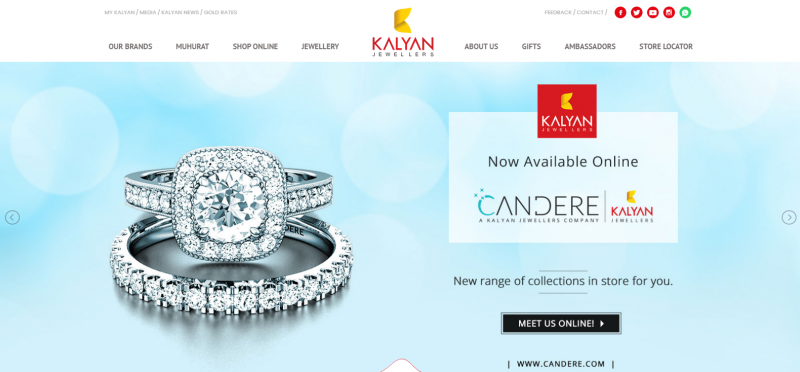 Kalyan Jewellers: Jewellery Brand In India