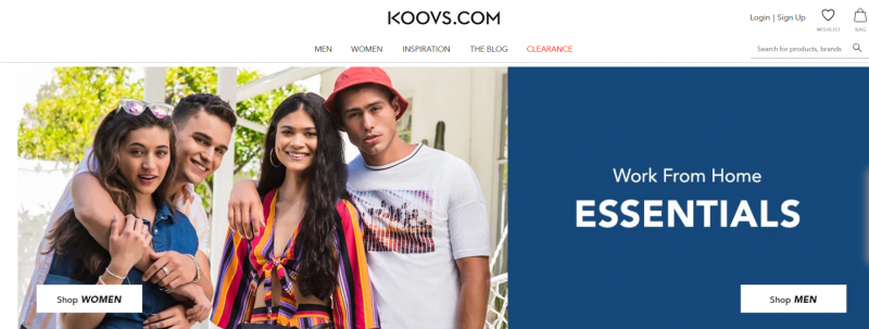 Koovs.com: Online Clothing Store