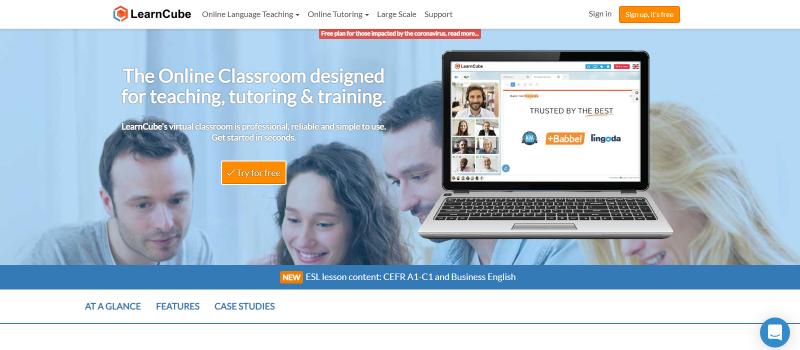 LearnCube: Online Classes