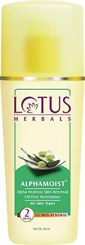Lotus Herbal Alphamoist Best Face Cream