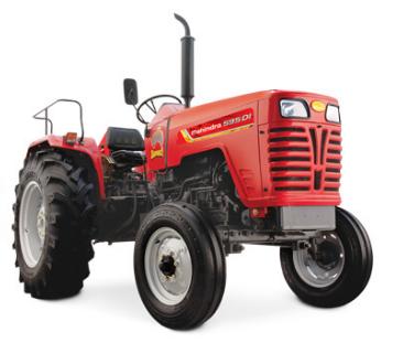 Mahindra 595 DI - best mahindra tractor