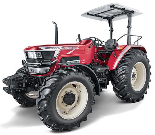 Mahindra Novo 655 DI - best mahindra tractor
