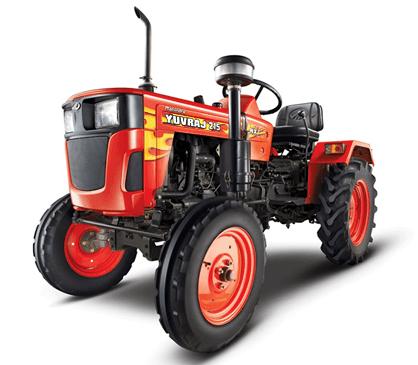 Mahindra Yuvraj 215 - best mahindra tractor