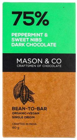 Mason & Co. Intense Dark Organic Chocolate: Best Dark Chocolate In India