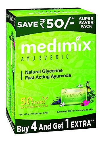 Medimix Ayurvedic Natural Glycerine Bathing Bar: Best Soap For Women