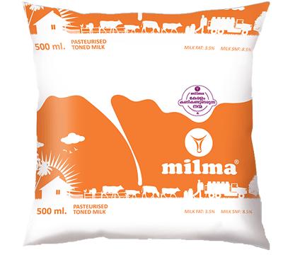 Milma Best Milk Brand In India