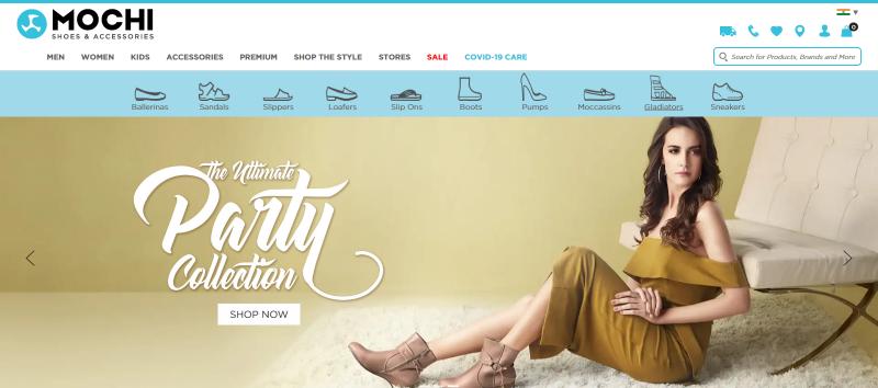 Mochi: Women's Footwear Brand