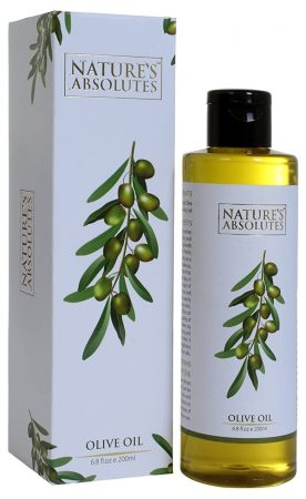 Natures Absolute Olive Oil: Anti Hair Fall Oil