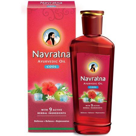 Navratan Ayurvedic Oil: Anti Hair Fall Oil