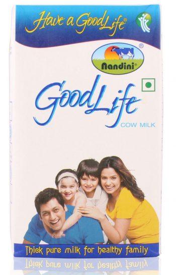 Nandini milk Best Milk Brand In India
