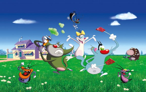 Oggy and The Cockroaches Best Cartoon Show