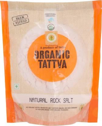 Organic Tattva Natural Rock Salt Best Salt in india: best salt for health