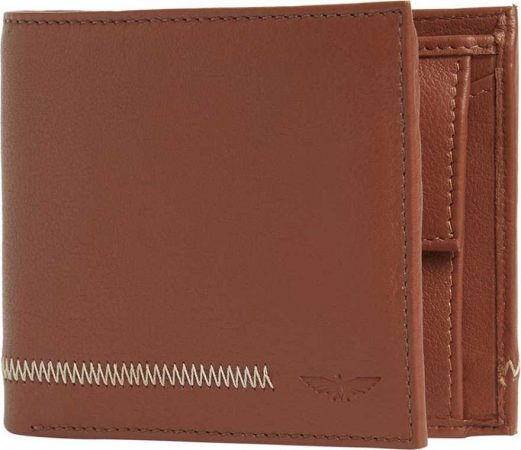 Park Avenue brown wallet Best Wallet Under INR 1500/-
