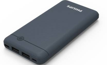 Philips 10000 mAh Power Bank (Fast Charging, 10 W) Best Power Bank