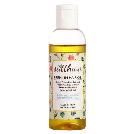 Satthwa Premium Hair Oil: Hair Oil For Women