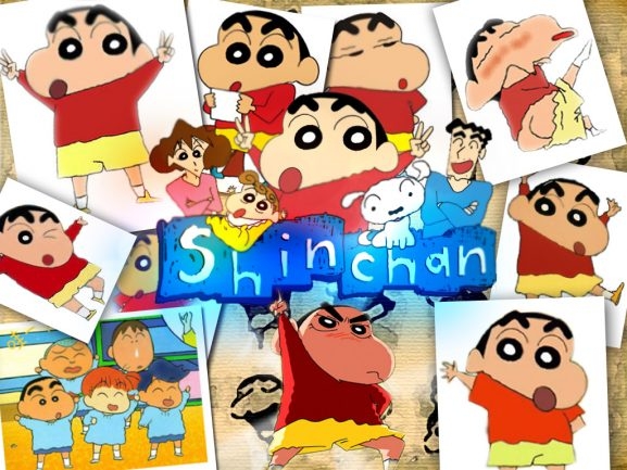 Shin - Chan Best Cartoon Show