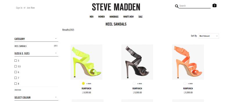 Steve Madden: Women's Footwear Brand