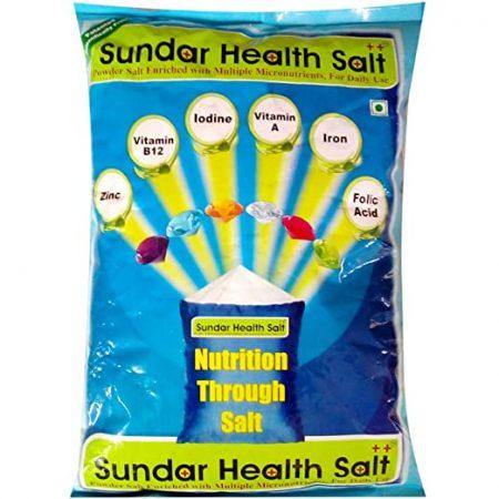 Sundar Health Salt Best Salt brand in india
