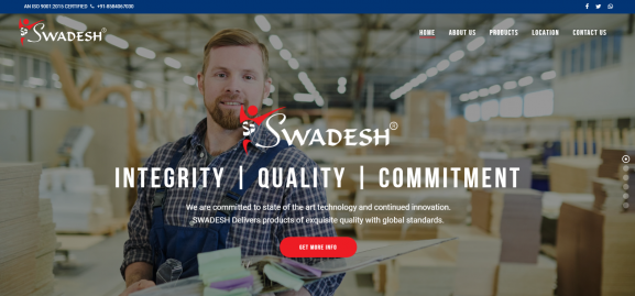 Swadesh Plywood Company: Plywood Brand
