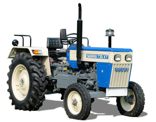 Swaraj 735 XT - best swaraj tractor