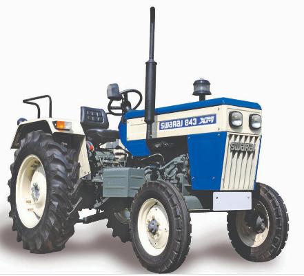 Swaraj 843 XM OSM - best swaraj tractor