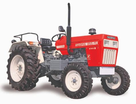 Swaraj 855 FE - best swaraj tractor