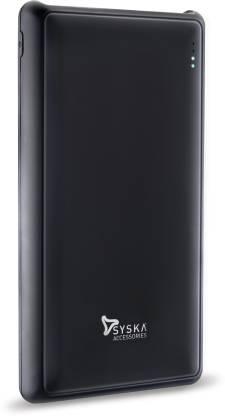 Syska 20000 mAh Power Bank (Fast Charging, 10 W) Best Power Bank