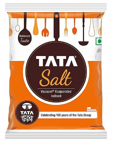 Tata Salt Best Salt brand in india: best salt for health