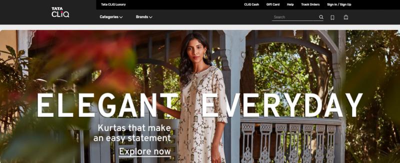 Tatacliq.com: Online Clothes Shopping
