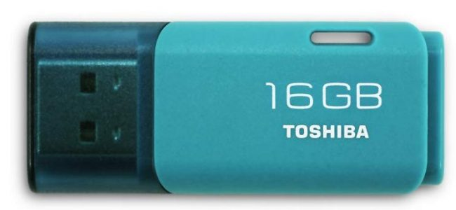 Toshiba: Best Pen Drive