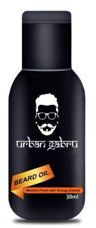 UrbanGabru Beard Oil (30 ml): beard growth oil