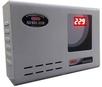 V-Guard VNS 400+ Digial Voltage Stabilizer Best Stabilizer For AC
