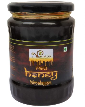 Vantattva Premium Organic Wild Raw Honey: Best Honey In India