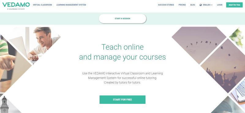 Vedamo: Online Classes