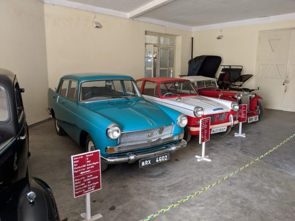 Vintage Car Museum: Place To Visit In Udaipur