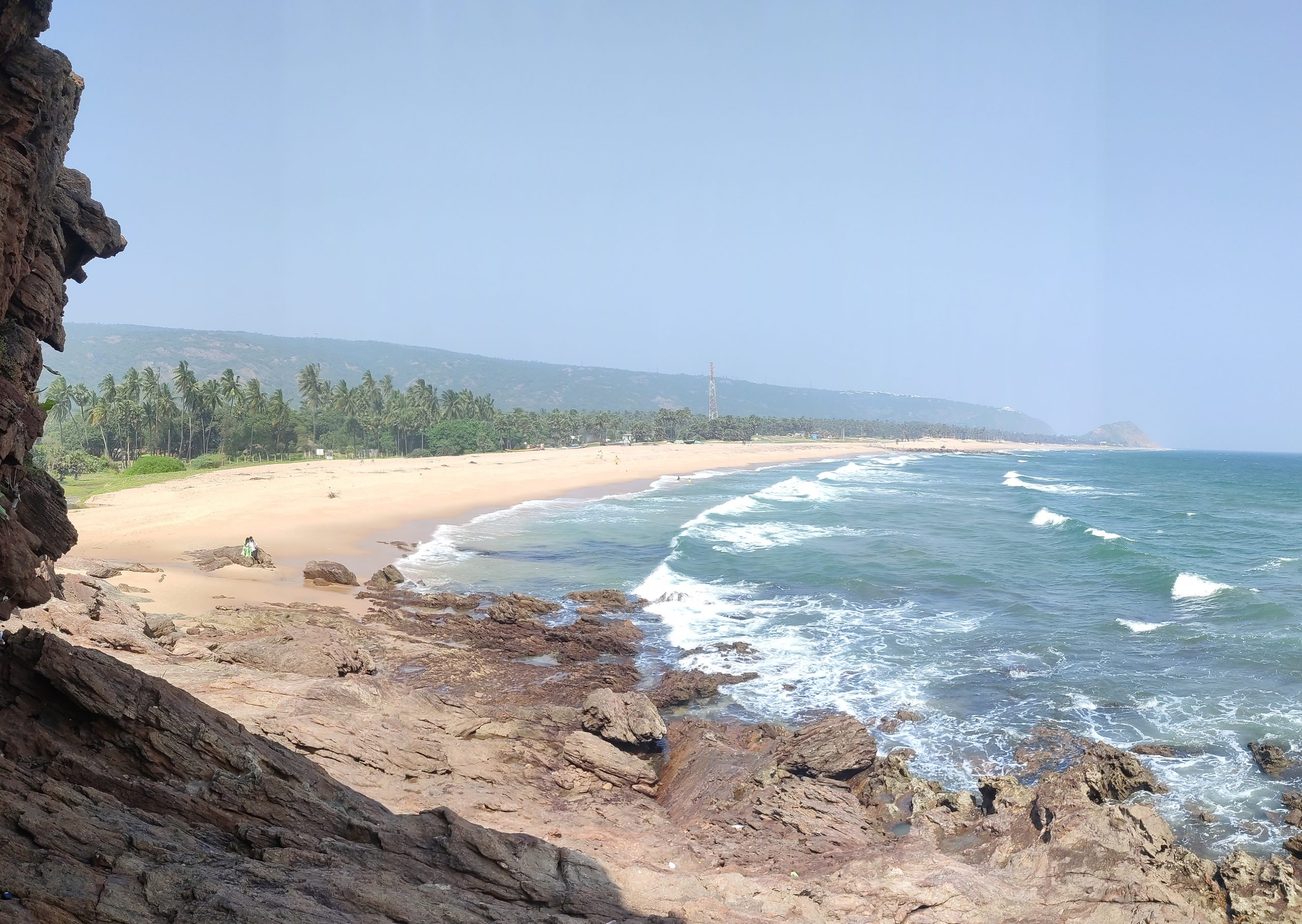 Yarada beach, Andhra Pradesh Best Beach In India