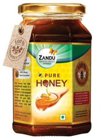 Zandu Pure Honey: Best Honey In India
