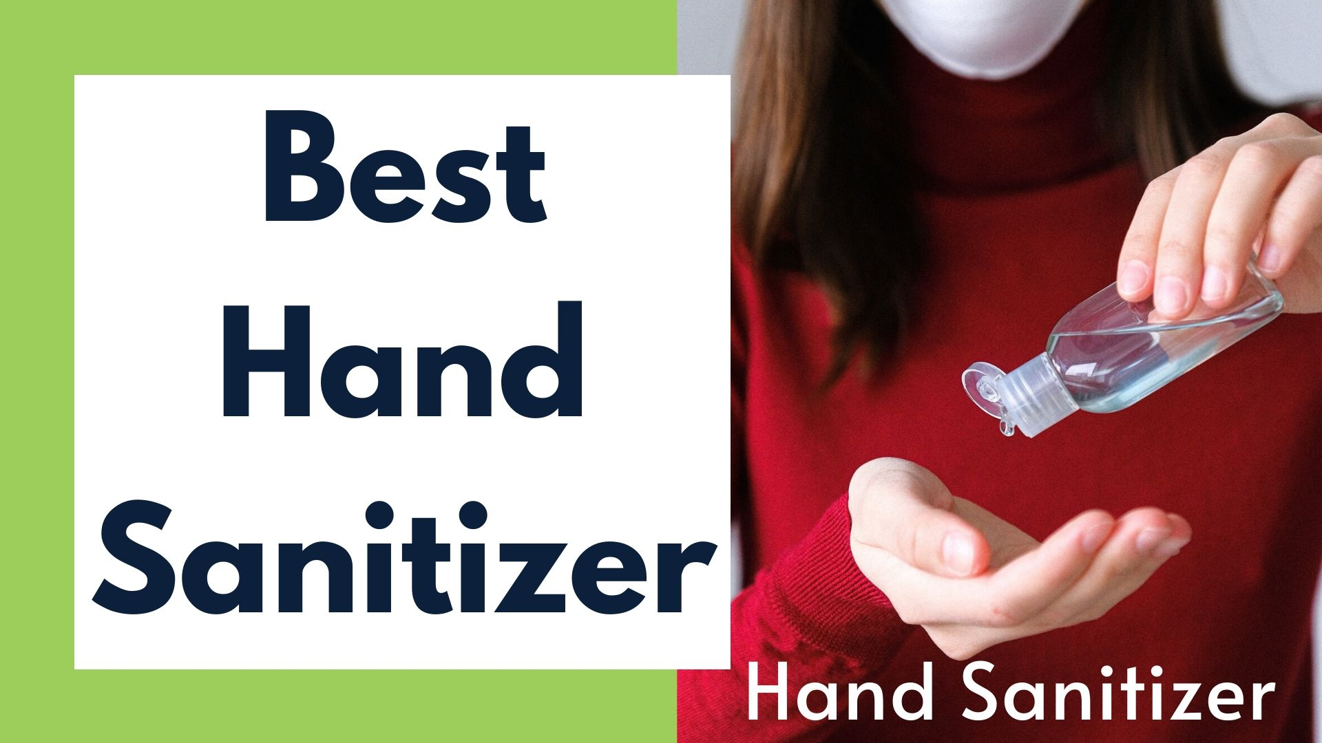 best hand sanitizer